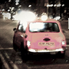 T7pink mini in islington